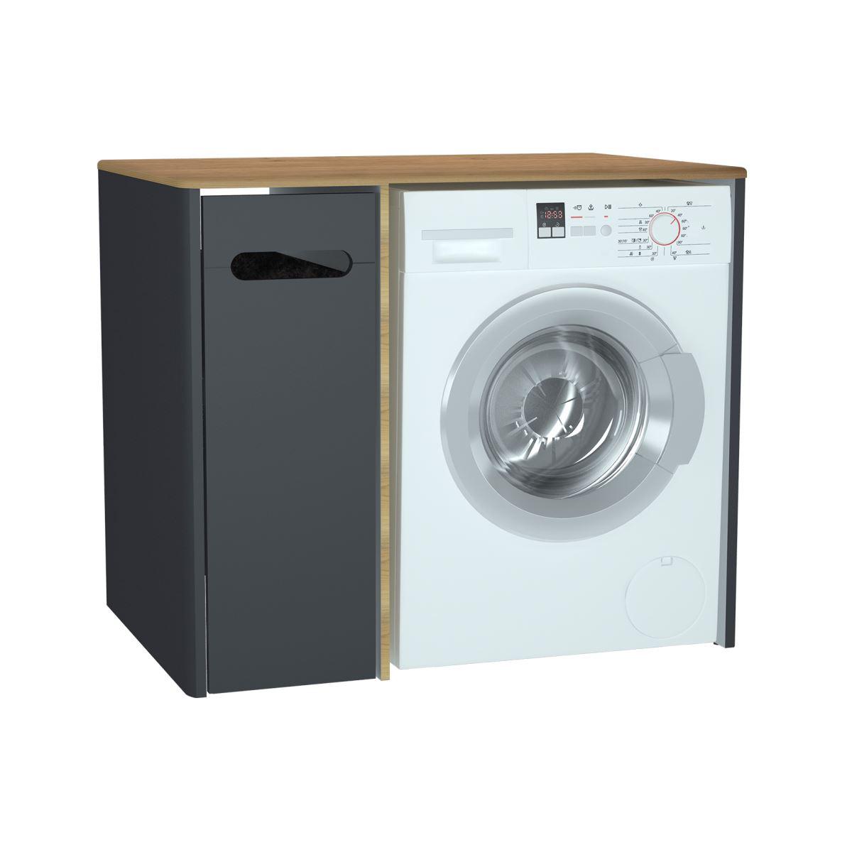 Çamaşır Makinasi Dolabı